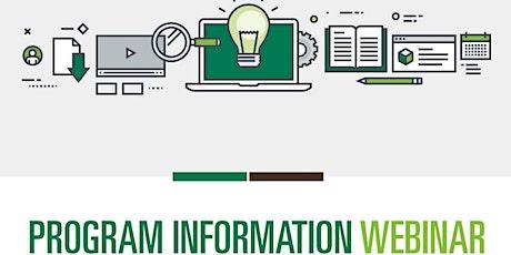 Durham College Program Information Webinar tickets
