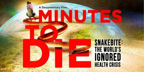 Minutes to Die Documentary Screening and Reception tickets