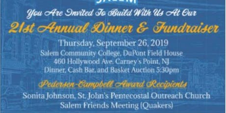 Stand Up For Salem 21st Annual Dinner and Fundraiser tickets