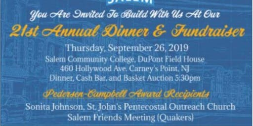 Stand Up For Salem 21st Annual Dinner and Fundraiser