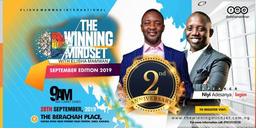 The Winning Mindset with Elisha Mamman