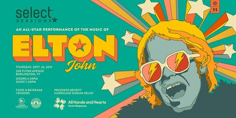 Select Sessions XI - The Music of Elton John tickets