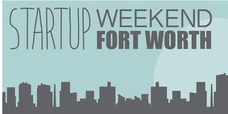 Startup Weekend Fort Worth tickets