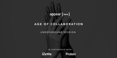 Underground Session: Age of Collaboration tickets