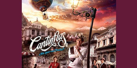 At the Movies: Cantinflas tickets