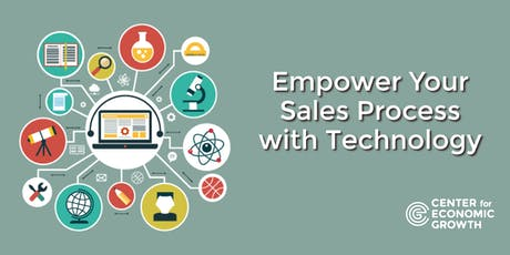 Empowering your Sales Process with Technology tickets