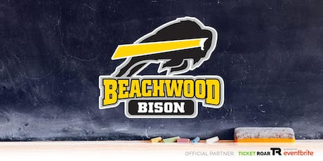 Beachwood Bison Cheerleading Youth Clinic Registration tickets