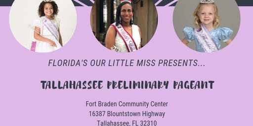 2019 Tallahassee Beauty Preliminary Pageant