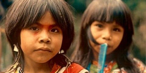 Amazon Fundraiser: CHILDREN OF THE AMAZON