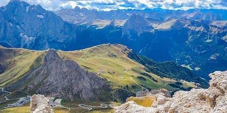Single sconosciuti over 50, insieme, sulle Dolomiti, a Sant'Ambrogio. biglietti