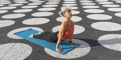 Yoga for Runners with Mirjam Heldmann - lululemon