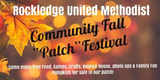 Rockledge United Methodist Community Fall Festival