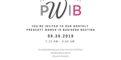 Prescott Women In Business Monthly Meeting tickets