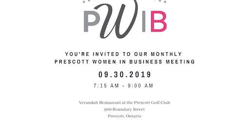 Prescott Women In Business Monthly Meeting