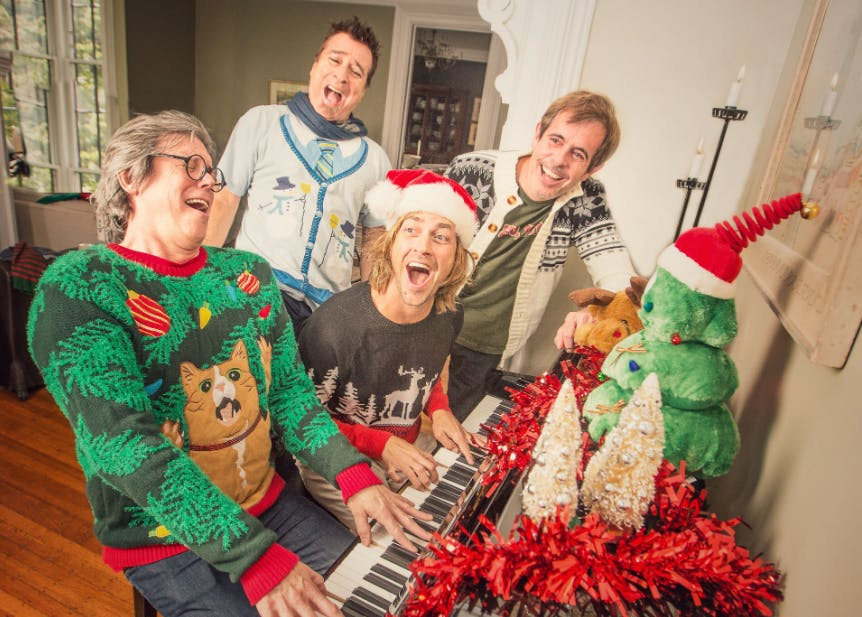 Old 97's Holiday Hoopla! Featuring Caseymagic (DIY Punk Rock Magician) & a special solo acoustic set by Rhett Miller