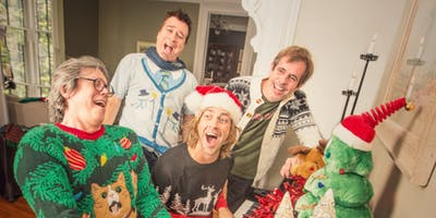 Old 97's Holiday Hoopla! Featuring Caseymagic (DIY Punk Rock Magician) & a special solo acoustic set by Rhett Miller @ Thalia Hall