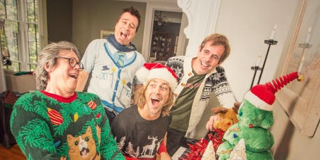 Old 97's Holiday Hoopla! Featuring Caseymagic (DIY Punk Rock Magician) & a special solo acoustic set by Rhett Miller @ Thalia Hall tickets