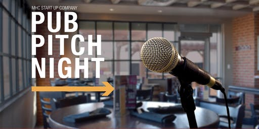 MHC Start Up Company Pub Pitch Night at Medicine Hat Brewing Company
