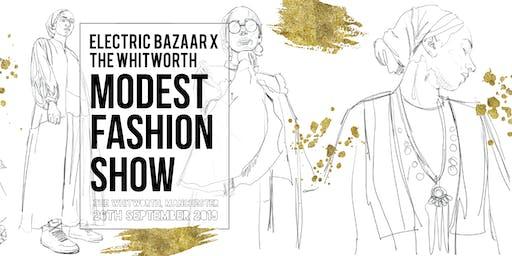 Modest Fashion Show