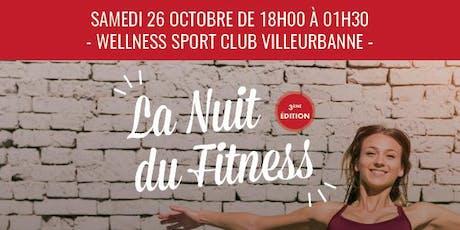 La Nuit du Fitness biglietti