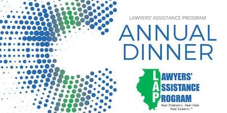 LAP 2019 Annual Dinner tickets