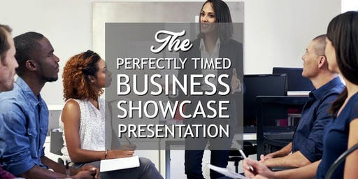 Mastering A Business Presentation