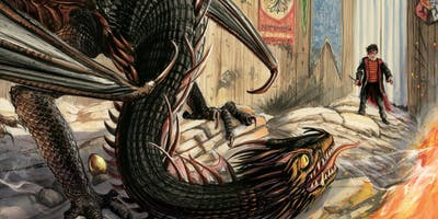 Illustrating Harry Potter with Jim Kay