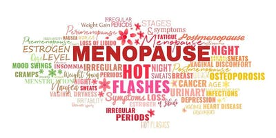 Wellness Cafe: Women's Health-Menopause