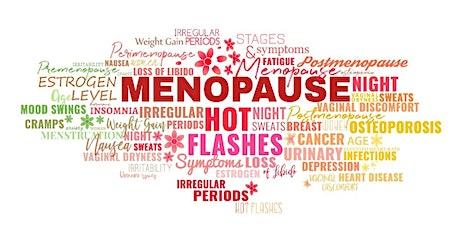 Wellness Cafe: Women's Health-Menopause tickets