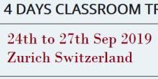 PMP Certification Training Course Zurich, Switzerland