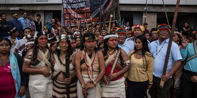 Lessons from the Frontlines: Indigenous Strategies, Technologies & Victories in the Amazon