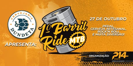 1° Barril Ride MTB - Cervejaria Dundeya ingressos