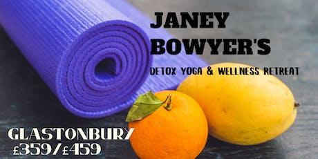 Detox Yoga & Wellness Retreat- Start The New Year Well! tickets