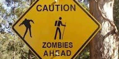 Zombie Apocalypse Hike