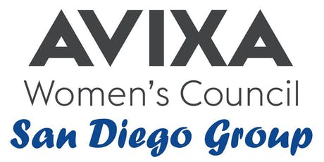 AVIXA San Diego Group Meeting at Diversified tickets