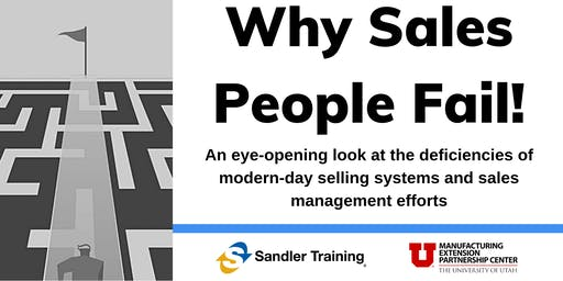 Why Sales People Fail! – Executive Briefing