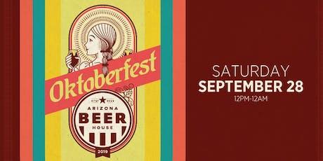 A Very Arizona Oktoberfest tickets