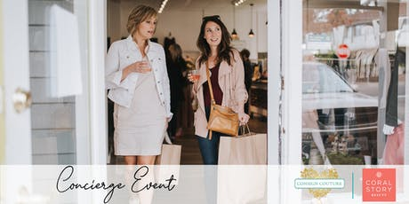 Consign Couture Concierge Event tickets