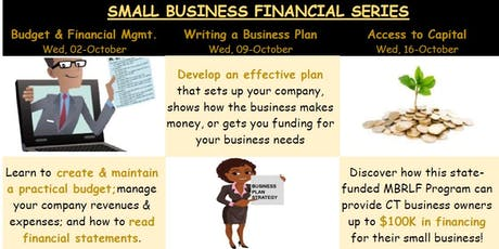 Small Business Financial Series tickets