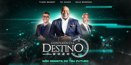 Conferência Destino 2020 - Não Desista do Teu Futu