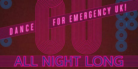 All Night Long - 80s Dance Night tickets