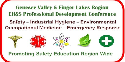 Genesee Valley & Finger Lakes Region EH&S PDC