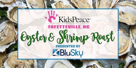 KidsPeace Oyster and Shrimp Roast Presented by: BluSky Restoration tickets