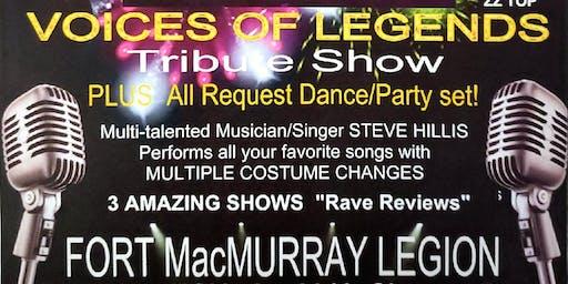Voice of Legends Tribute Show