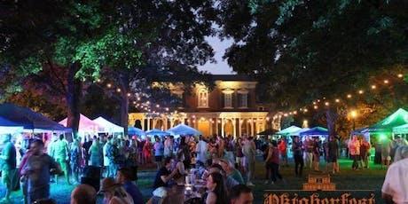 Oktoberfest at Oaklands Mansion tickets