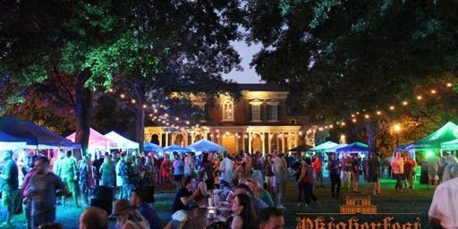 Oktoberfest at Oaklands Mansion
