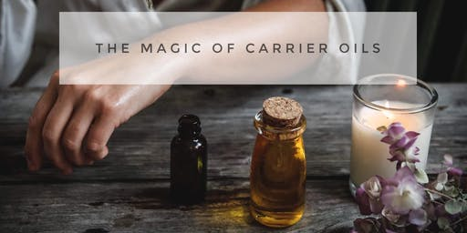 Let's Get Carried Away! (Carrier Oils 101)