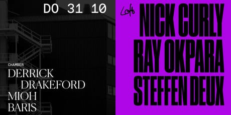 Nick Curly, Ray Okpara, Steffen Deux uvm. im Loft Club Tickets