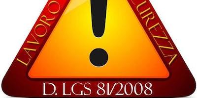 Corso di AGGIORNAMENTO primo soccorso aziendale D. Lgs. 81/08 D. M. 388/03