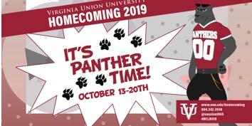 2019 VUUNAA Homecoming Events